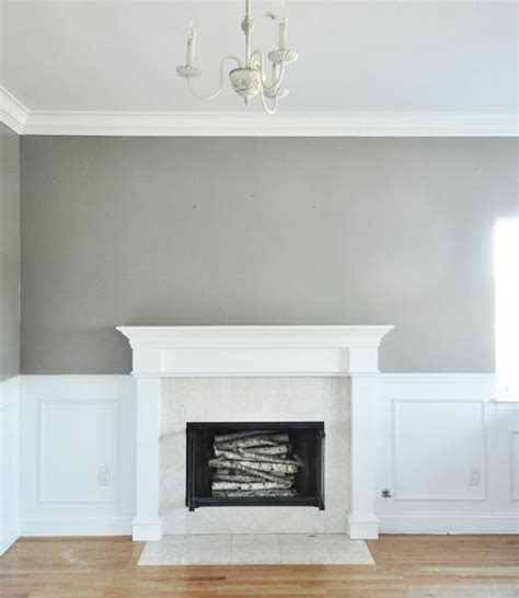 wall is painted in rockport gray by benjamin a paint color paint
