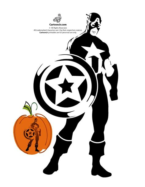 printable iron man pumpkin stencil marvel s avengers printable pumpkin stencils captain