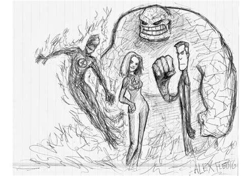 dibujos realistas y fantasticos dibujos capit 225 n am 233 rica y los 4 fant 225 sticos taringa