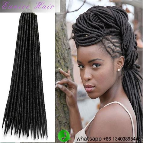 how many packs of hair for kanekalon locs janet collection havana mambo dread faux locs braid 14 quot 18