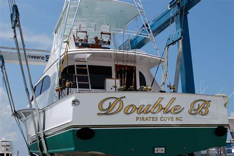 boat stern transom double b pirates cove north carolina boat transom boats