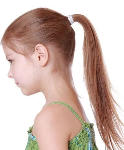 50 year old n ponytails انواع مدل مو دختر بچه ها با طرح های جدید و شیک