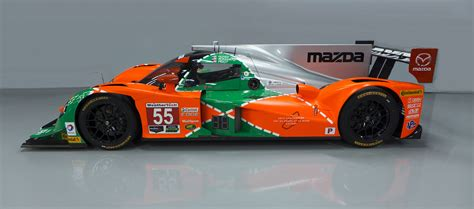 1991 le mans mazda mazda pays tribute to 1991 le mans win with 787b inspired