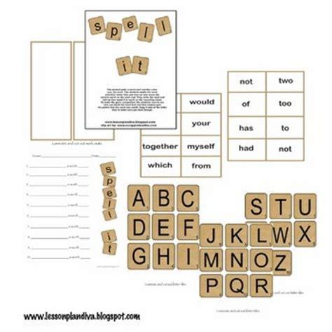 spell scrabble words spell it sight word adding