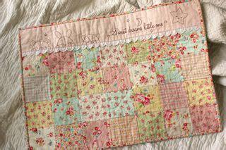 Patchwork Pillowcase Pattern - a free quot sweet dreams one quot pdf pattern nanacompany