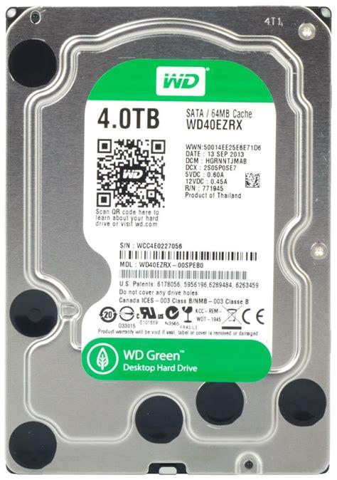 Wdc 4tb Green 3 5 Quot wd40ezrx 00speb0 western digital drive