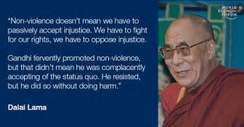 Essay On International Day Of Nonviolence by Non Violence Leads To The Highest Ethics Which Is The Goal