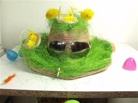 cool easter bonnet hat for boys mamajewels easter