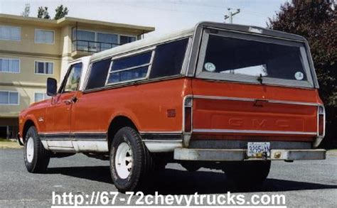 gendron s gmc al quot southpa quot gendron s 1970 gmc truck