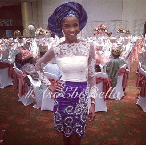 lace styles on bella naija bellanaija weddings presents asoebibella vol 10 fab