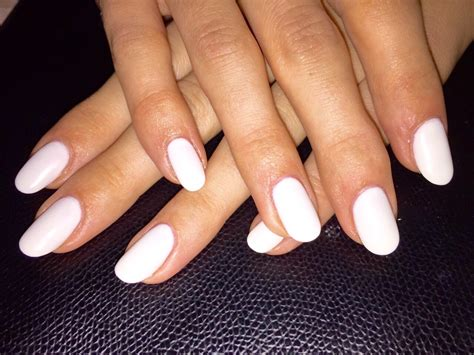 Ongle En Gel Blanche by Ongles En Gel Blanc