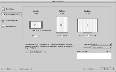 building responsive design in dreamweaver cc with paul dreamweaver cc your all in one tool for creating