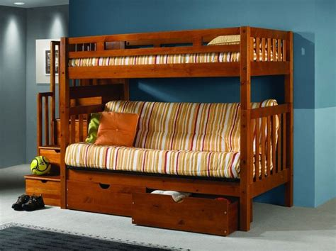 loft beds with futons 17 best ideas about futon bunk bed on pinterest bunk bed