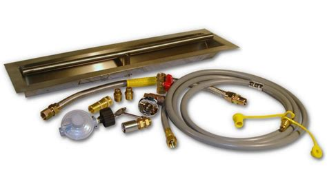 propane pit burner kit pits ideas great finishing pit burner kit