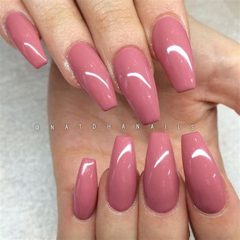best nail colors best 25 pink nails ideas on pink nail opi