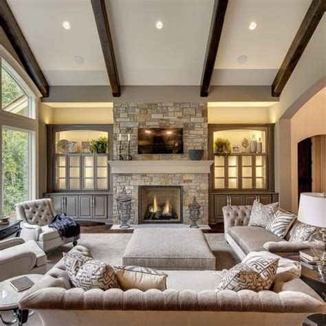 wayzata dream home great room traditional living room
