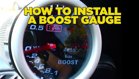 how to install boost diy