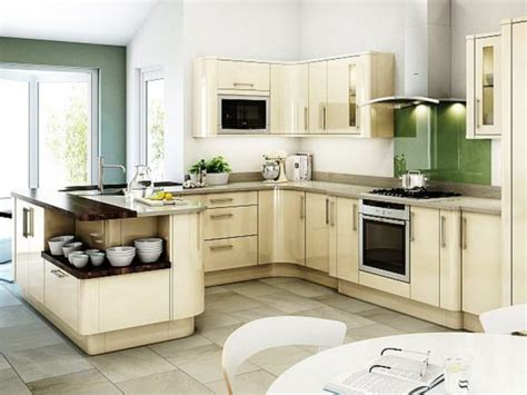 17 gorgeous beige kitchen designs that you to see