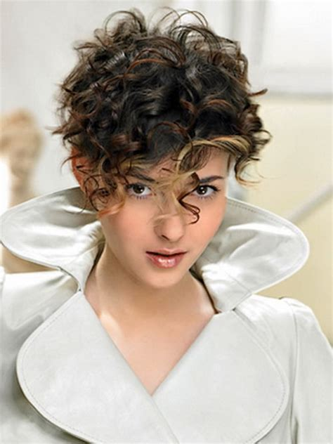 haircuts for curly frizzy hair short short hairstyles for curly hair 2015