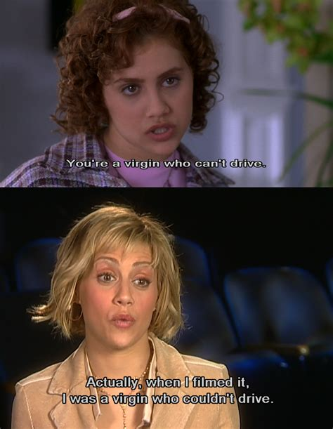 Clueless Movie Meme - brittany murphy you re a virgin who can t drive quote in