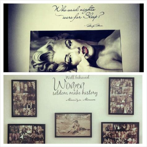 marilyn monroe bedroom decorations my bedroom only black and white or sepia colored