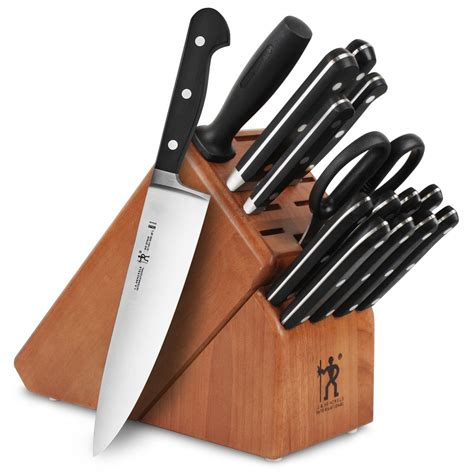 Henckels International Classic Knife Block Set with