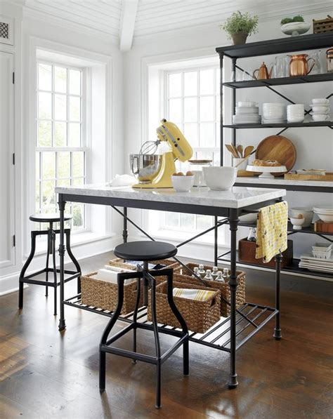 french kitchen island marble top french kitchens marbles and kitchen collection on pinterest