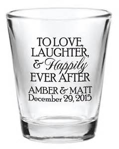Wedding Glasses Favors by Wedding Glasses Wedding Favors 1 5oz Glass By