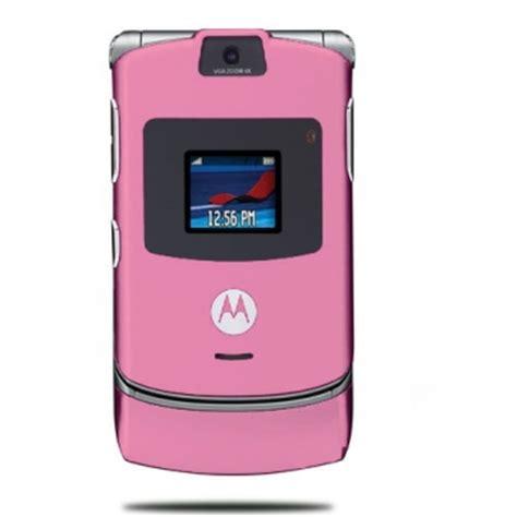 Hp Motorola V3 Pink new pink motorazr v3 unlocked gsm cell phone us 60 55