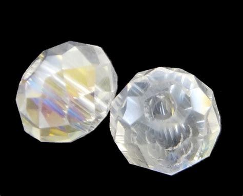 Backofen Beschichtung Löst Sich by 25 Tschechische Kristall Perlen Glasperlen 6mm Crystall