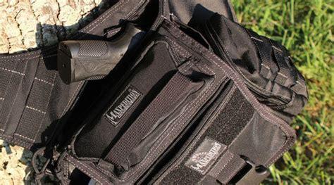 Gun Bag Tss2t shooting from carry the purse test gunsamerica digest