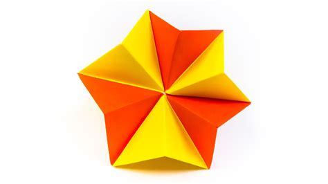 Origami 6 Point - origami 6 point 28 images origami how to make a