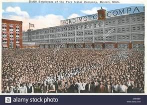 Ford Motor Company Payroll Employees Ford Motor Company Detroit Michigan Usa