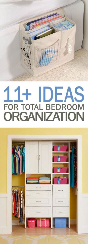 11 ideas for total bedroom organization 101 days of