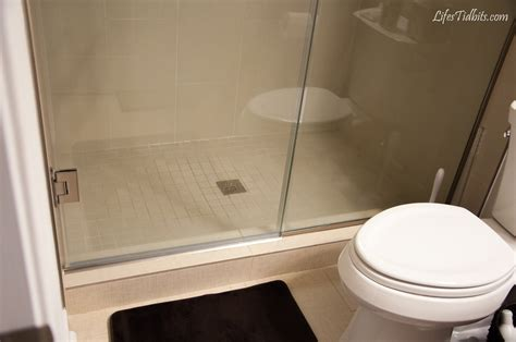bathroom door threshold frameless shower archives life s tidbits