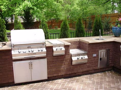 25 best ideas about outdoor kitchen design on pinterest 25 outdoor kitchen designs that will light up your grill