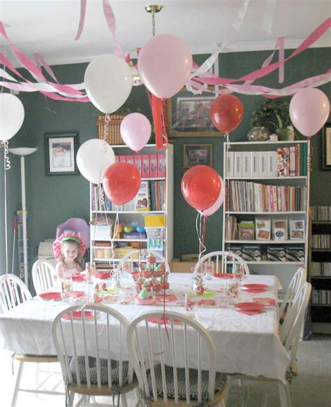 easy decorations 1st birthday party simple decorations at home siudy net