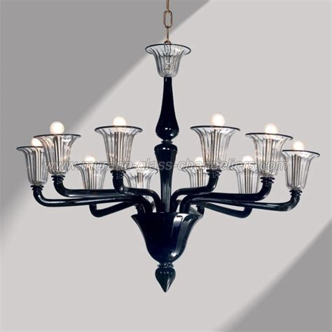 black glass chandeliers black glass chandelier 28 images black glass modern