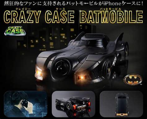 Casing Custom Iphone6 バットマンのバットモービルがiphone6ケースに iphone mania