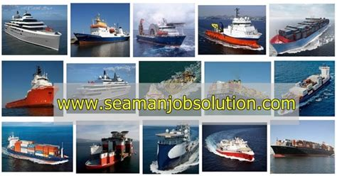 boatswain vacancy seaman career for offshore ahts container ro ro bulk