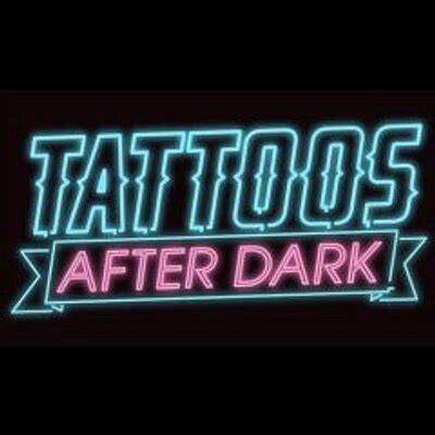 tattoos after dark tattoos after fantattoaftdrk