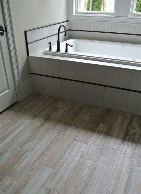 pebble tile bathroom flooring ideas   Managing the