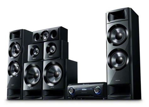 ht m5 home theatre component system home theatre