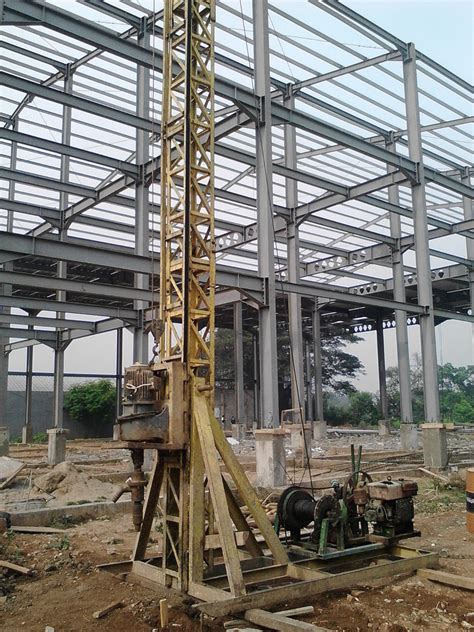 Jasa Bor Pile Jasa Strauss Pile Bore Pile Manual