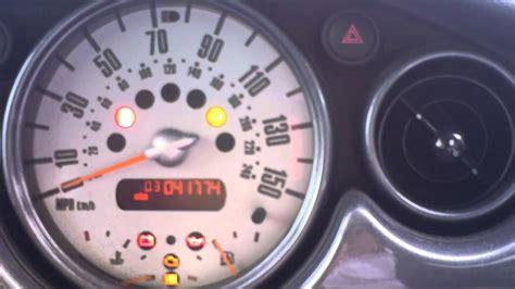 reset tyre pressure mini tp button youtube