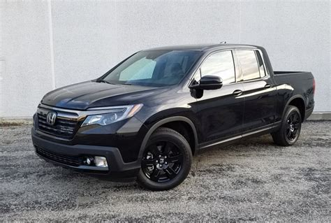 2017 honda ridgeline black edition test drive 2017 honda ridgeline black edition the daily