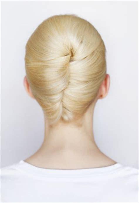 tutorial rambut french twist french twist tutorial hair pinterest french twists