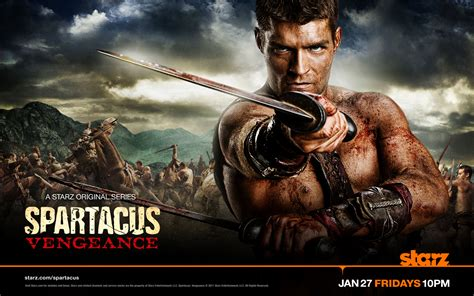 film gladiator romawi spartacus vengeance characters posters hd wallpapers hd