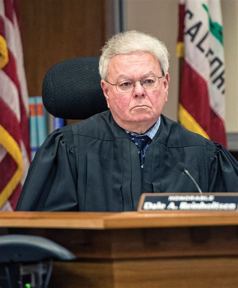 Humboldt Superior Court Search Judge Reinholtsen Announces Retirement News
