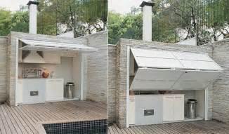 Smart Kitchen Ideas 14 Smart Outdoor Kitchen Ideas Diy Cozy Home
